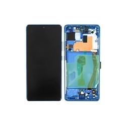 Samsung S10 Lite Displey Blue